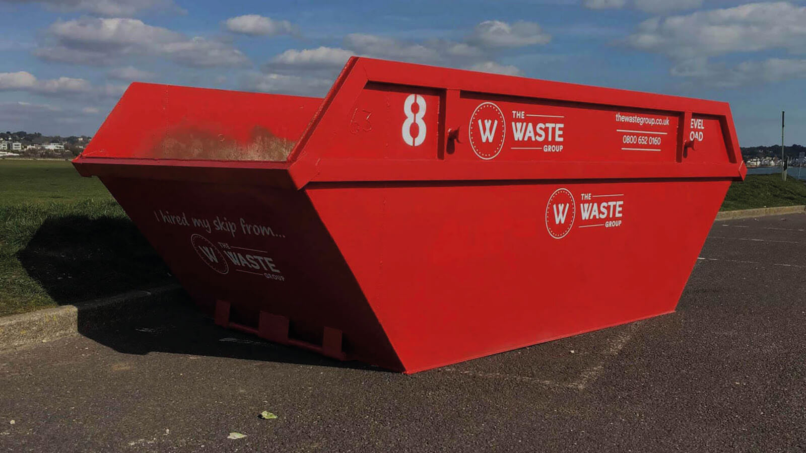 Skip Hire - The Waste Group
